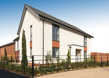 """Thumbnail 4 bed property for sale in """"Saveli"""" at Blanchard Road, Tadpole Garden Village, Swindon"""