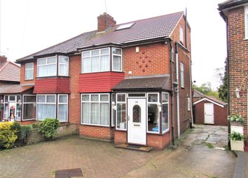 4 bed semi-detached house for sale in Crummock Gardens, London NW9