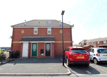 Thumbnail 2 bed semi-detached house to rent in Anchorage Mews, Fleetwood