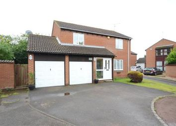 Thumbnail 4 bedroom detached house for sale in Tinwell Close, Lower Earley, Reading