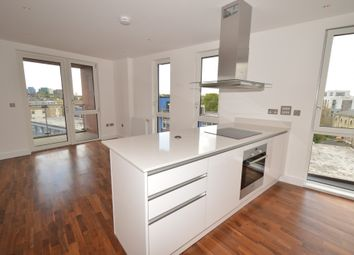 Thumbnail 3 bed flat to rent in Bellville House, 79 Norman Road, London