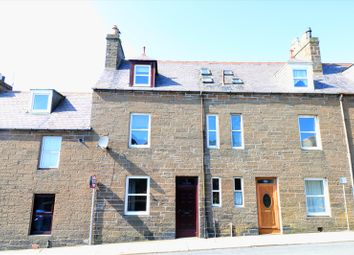 Thumbnail 3 bed terraced house for sale in Girnigoe Street, Wick