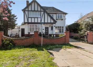 Thumbnail 4 bed detached house for sale in Hinckley Road, Leicester