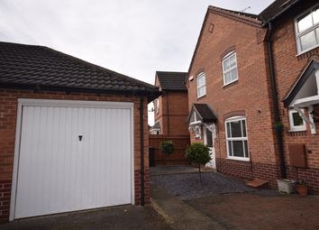 Thumbnail 3 bed semi-detached house to rent in Ryton Way, Hilton, Derby