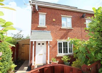 Thumbnail 3 bed town house for sale in Bury Road, Tottington, Bury