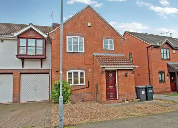 Thumbnail 3 bed end terrace house for sale in Hotspur Drive, Colwick, Nottingham