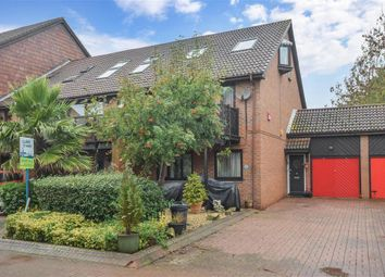Thumbnail Town house for sale in Cadgwith Place, Port Solent, Portsmouth, Hampshire