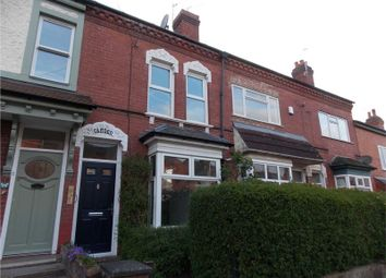 Thumbnail 3 bed terraced house to rent in Midland Road, Kings Norton, Birmingham