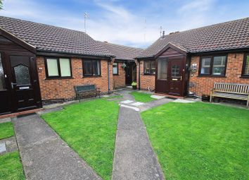 Thumbnail 2 bed terraced bungalow for sale in Chelsbury Court, Arnold, Nottingham