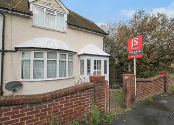 3 bed semi-detached house for sale in Brighton Road, Lancing BN15
