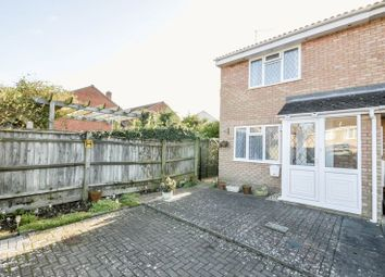 Thumbnail 2 bed end terrace house for sale in Boydell Close, Shaw, Swindon