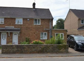 Thumbnail 3 bed semi-detached house to rent in Overstone Crescent, Overstone, Northampton