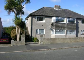 Thumbnail 2 bed flat to rent in Howstrake Drive, Onchan