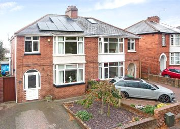 Thumbnail 3 bedroom semi-detached house for sale in Hamlin Lane, Exeter