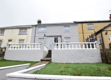 Thumbnail 3 bed terraced house for sale in Bryn Road, Markham, Blackwood