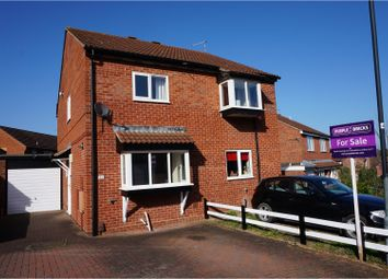Thumbnail 2 bed semi-detached house for sale in Blenheim Crescent, Leamington Spa