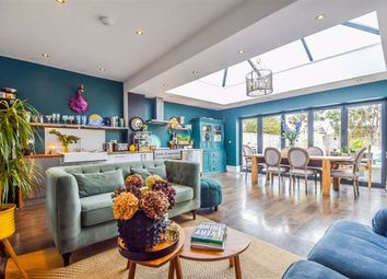 Thumbnail 4 bed terraced house for sale in Marguerite Drive, Leigh-On-Sea, Essex