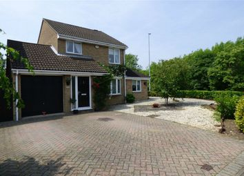 Thumbnail 3 bedroom detached house for sale in Burleigh Road, St. Ives, Huntingdon
