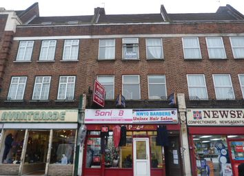 Thumbnail Land for sale in Library Parade, Craven Park Road, London