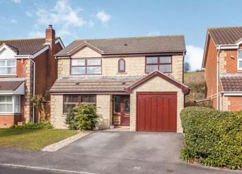 Thumbnail 4 bedroom detached house for sale in Bleadon, Weston-Super-Mare, Somerset
