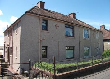 Thumbnail 2 bed flat for sale in West George Street, Coatbridge