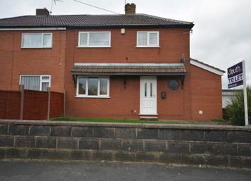 Thumbnail 3 bedroom semi-detached house to rent in Dimmelow Street, Stoke On Trent