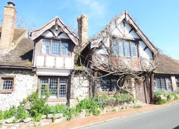 Thumbnail 3 bed end terrace house for sale in Dean Court Road, Rottingdean, Brighton, East Sussex