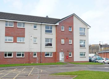 Thumbnail 2 bed flat for sale in Strathbeg Court, Airdrie, North Lanarkshire