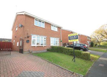 Thumbnail 2 bed semi-detached house for sale in Havelock Grove, Biddulph, Stoke-On-Trent