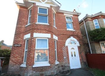 Thumbnail 3 bed flat to rent in Woodend Road, Winton, Bournemouth