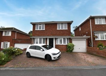 Thumbnail 4 bed detached house for sale in Lynwood Chase, Bracknell, Berkshire