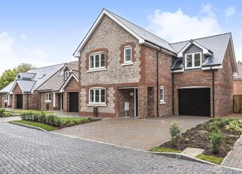 Thumbnail 4 bedroom detached house for sale in Clay Lane, Chichester