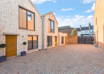 Thumbnail 3 bed terraced house for sale in Willow Vale, London