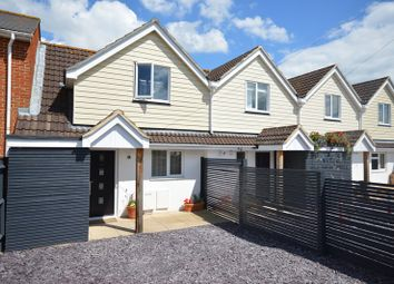 Thumbnail 4 bed town house for sale in Lower Buckland Road, Lymington