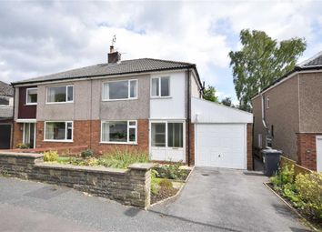 Thumbnail 3 bed semi-detached house for sale in Mitton Avenue, Barrowford, Nelson