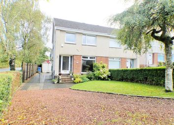 Thumbnail 3 bed semi-detached house for sale in Tay Court, Gardenhall, East Kilbride