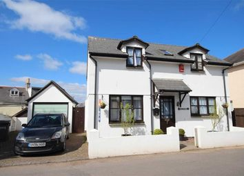 Thumbnail 3 bedroom detached house for sale in Upton Manor Road, St Mary's, Brixham