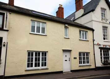 Thumbnail 3 bedroom terraced house for sale in High Street, Porlock, Minehead