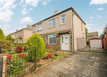 Thumbnail 3 bed semi-detached house for sale in Norman Avenue, Bradford