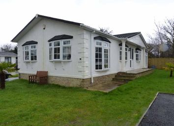 Thumbnail 3 bed mobile/park home for sale in Franklin Park, Truro