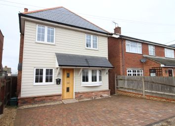 Thumbnail 3 bed detached house for sale in City Road, West Mersea, Colchester
