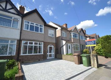 Thumbnail 3 bed semi-detached house to rent in Gander Green Lane, North Cheam, Sutton
