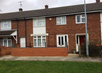 Thumbnail 3 bed terraced house for sale in Kent Road, Houghton Regis, Dunstable