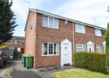 Thumbnail 2 bed property to rent in Fairfax Croft, Copmanthorpe, York