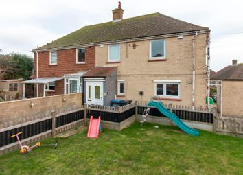 Thumbnail 3 bed semi-detached house for sale in Hobart Crescent, Dover