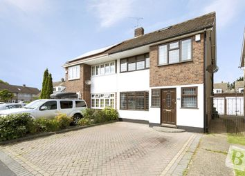 Thumbnail 4 bed semi-detached house for sale in Wiltshire Avenue, Hornchurch