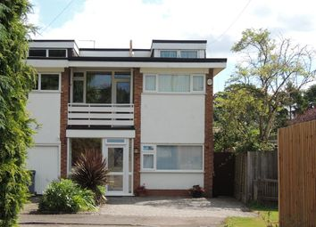 Thumbnail 3 bedroom end terrace house for sale in Chadwick Mews, Chadwick End, Solihull