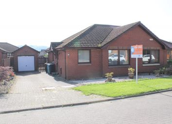 Thumbnail 2 bed semi-detached bungalow for sale in Strone Gardens, Kilsyth, Kilsyth