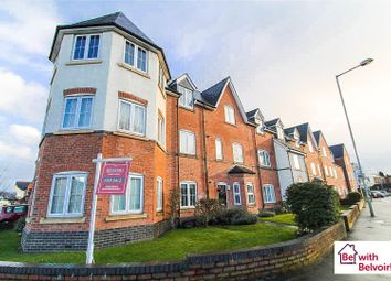 Thumbnail 2 bedroom flat for sale in Victoria Court, Bloxwich Road South, Willenhall