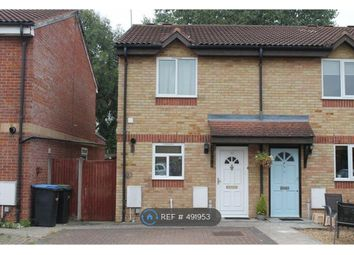 Thumbnail 2 bed end terrace house to rent in Bressey Avenue, Enfield